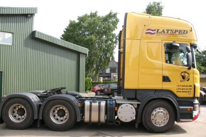 Scania 6x4 R500